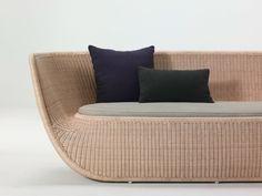 Wrap Sofa By Hiroomi Tahara For Yamakawa Rattan | Furniture Inspiration |  Pinterest | Rattan, Wraps And Sofa Bench