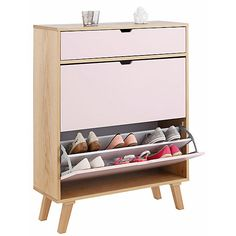 Home affaire Schuhkommode »Pastel« Ohio, Shoe Rack, Room, Pastel, Extensions, Garden, Inspiration, Home, Old Furniture
