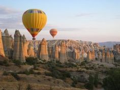 Cappadocia Balloon Tours, Cappadocia Hot Air Balloon Ride, Daily Balloon Tours