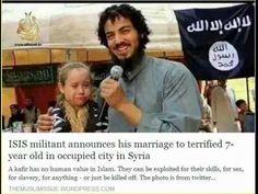 ISIS Militants get to Marry Children