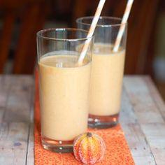GlutenAway: Refreshing Gluten Free Pumpkin Apple Smoothie