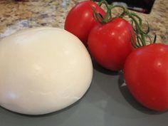 DIY - mozzarella che