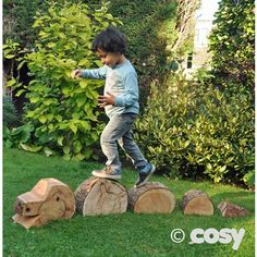 NESSIE STEPPINGSET A set of graduated wooden stepping stones shaped to resemble the Loch Ness monster. Great for physical balance play and for storytelling fun. Stepping Stones Kids, Cosy Direct, Loch Ness Monster, The Loch, Physical Development, Early Childhood Education, Projects For Kids, Storytelling, Garden Sculpture