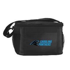 Carolina Panthers Kolder Kooler Bag - 6pk - Black