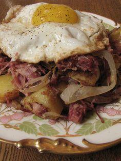 Foodista   Corned Beef Hash