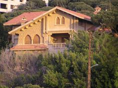 Traditional Home in Lebanon