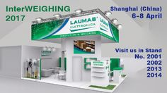 New important appointment for LAUMAS at the INTERWEIGHING2017 fair, which will be held in Shanghai (China) from 6 to 8 April 2017.