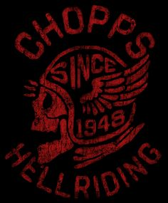 FLYING HELMET - CHOPPS GERMANY