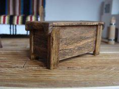 lada de zestre Stool, Woodworking, Restaurant, Cabinet, Storage, Furniture, Home Decor, Houses, Coffer