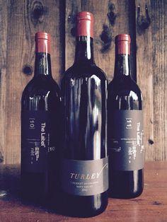 Turley's wine, The Black Label