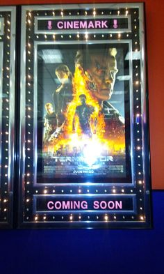 Terminator: Genesys Arcade Games, Posters, Poster, Billboard