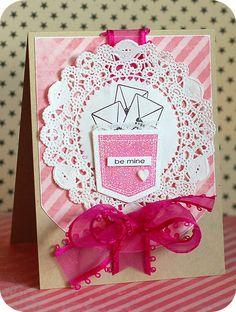Lea's Cupcakes & Sunshine: WPlus9 December 2011- A Pocketful: Valentine