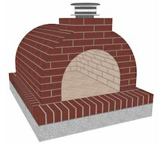 Directions on How to Build a Pizza Oven   Instructions on How to Build a Brick Oven