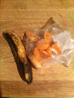 Mandarin and Banana Loaf