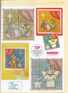 Gallery.ru / Фото #14 - Cross Stitch Card Shop 44 - patrizia61