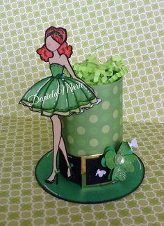 Mini hat - By Daniela Alvarado - Love day doll <3