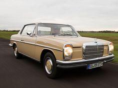 Mercedes Benz 280C / w114 Mercedes E Class Coupe, Mercedes Benz, Benz E Class, Volkswagen, Vehicles, Cars, Classic, Vintage, Vintage Cars