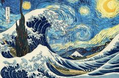 Starry night x