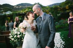 Photography: Lisa Rigby Photography - lisarigbyphotography.com  Read More: http://www.stylemepretty.com/california-weddings/2014/05/28/romantic-san-ysidro-ranch-wedding/