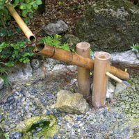 How to Build a Shishi Odoshi Japanese Fountain | eHow
