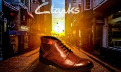 Clarks Shoes founded in 1825