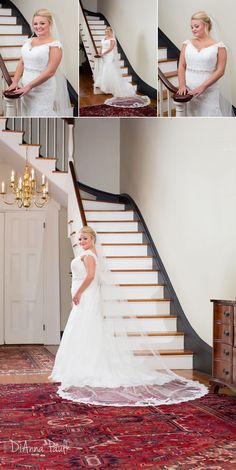 Bridal Portraits at
