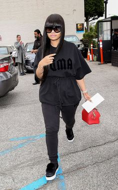 Blac Chyna from The Big Picture: Today's Hot Photos  Retail therapy! The reality star is seen arriving to a jewelrystore in Beverly Hills.
