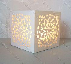 Tea Light Box 14 - Monica's Creative Room