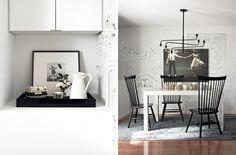 Studio Revolution - Mountain View Townhouse. A gorgeous minimal dining space