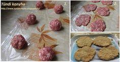 Darálthúsos-sajtos rántott szelet Recept képpel - Mindmegette.hu - Receptek