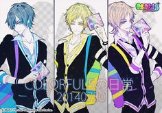 Colorful5 <3