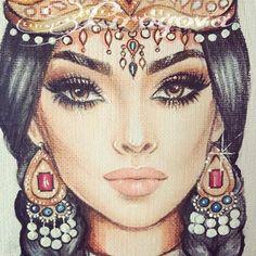 #art #artwork #watercolor #pencil #drawing #illustration