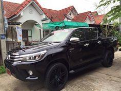 2016 Toyota Hilux Revo