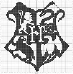 Stitch Fiddle is an online crochet, knitting and cross stitch pattern maker. - Stitch Fiddle is an online crochet, knitting and cross stitch pattern maker. Harry Potter Cross Stitch Pattern, Cross Stitch Pattern Maker, Cross Stitch Patterns, Bobble Crochet, Filet Crochet, Crochet Cross, Crochet Pattern, Harry Potter Crochet, Harry Potter Diy