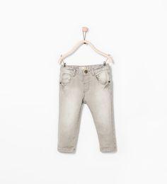 ZARA - KIDS - Five pocket jeans