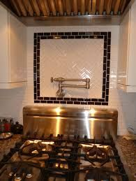 BHG Showcase Kitchen Pot filler faucet Faucet and Kitchens