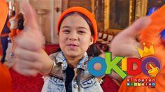 Kinderen voor Kinderen - Okido (Officiële Koningsspelen videoclip). Deze speciaal voor mijn dochter Jane, die elke dag aan het oefenen is...