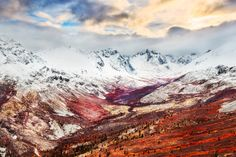 The Valley of Colours by Artur Stanisz on 500px