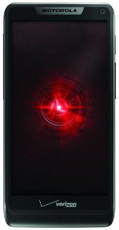 Motorola DROID RAZR M 4G Android Phone, Black 8GB (Verizon Wireless)