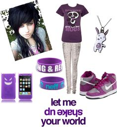 """""""just shaking it up"""" by hellokitting on Polyvore"""