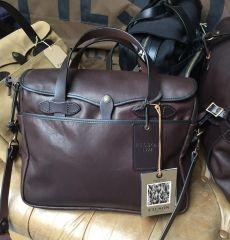 Filson Weatherproof Original Briefcase Leather 11070394