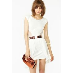 Speed Of Light Dress ($58) via Polyvore