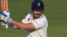 Glamorgan looked to be easing towards their target after an opening stand of 56 between Mark Wallace and Nick Selman, but lost four wickets for 29 either side of tea.