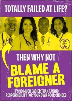 Ukip, Immigration, Racism