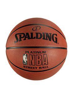 Balon Spalding Platinum NBA streetball de alta gama con excelente agarre y  control y unas características bbcb6c9d28b