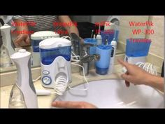Advice from the dentist on how to prevent and help cure periodontal gum disease at home. Tips on how and why to properly use your waterpik to help eliminate ...