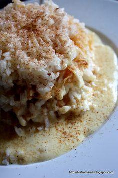 Ryż zapiekany z jabłkami | Bistro Mama