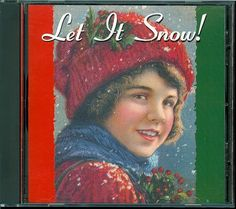 LET IT SNOW Christmas CD Holiday Seasonal Song Collection Sony Music 1991  | Music, CDs | eBay!