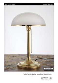 Le migliori 10+ immagini su Art Déco   lampade da tavolo