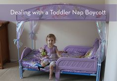 Tips to help you through that inevitable toddler nap boycott! Right Start Blog. blog.rightstart.com